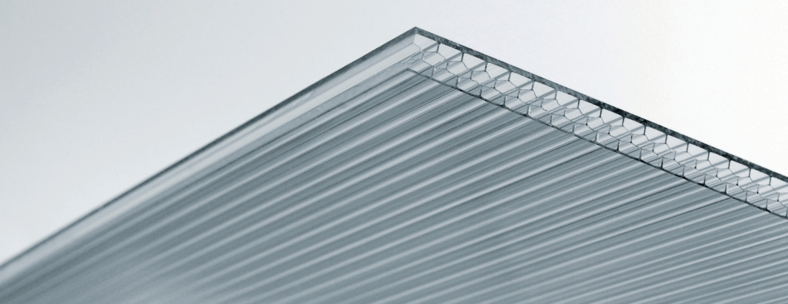 CarboPLUS+ ULTRA - Reinforced multiwall polycarbonate sheet